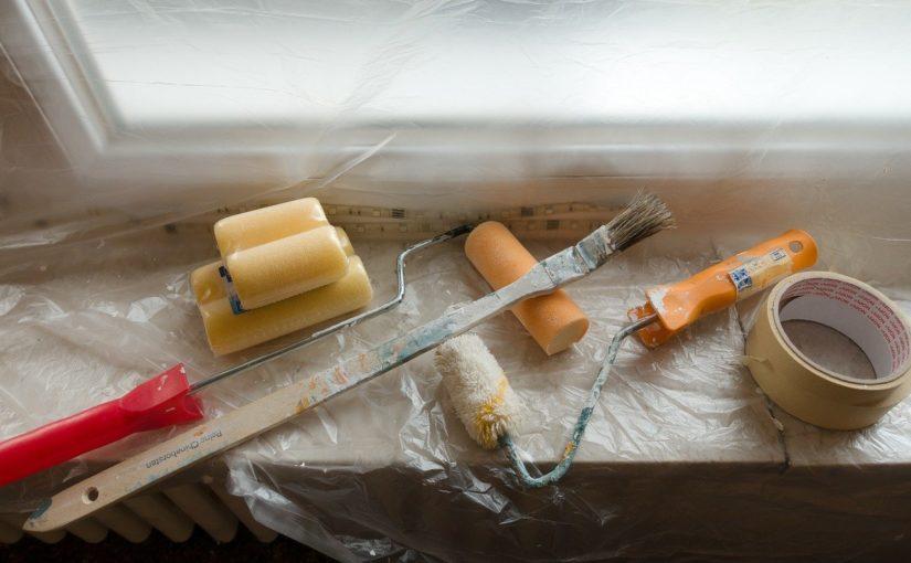 Planując renowacja mieszkania warto wpierw przygotowywać się do niego.